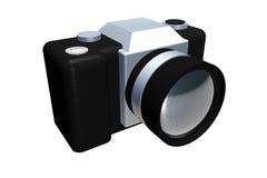 macchina fotografica 3d Immagini Stock Libere da Diritti