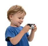 Macchina fotografica Fotografie Stock Libere da Diritti