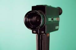 Macchina fotografica 8mm Fotografia Stock