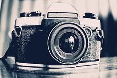 Macchina fotografica classica immagini stock