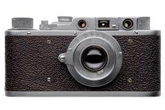 Macchina fotografica classica del telemetro Fotografie Stock
