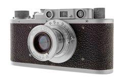 Macchina fotografica classica del telemetro Fotografia Stock Libera da Diritti
