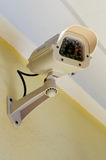 Macchina fotografica del CCTV Immagini Stock Libere da Diritti