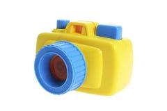 Macchina fotografica del giocattolo fotografia stock libera da diritti
