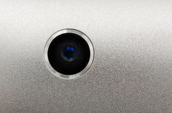 macchina fotografica del iPad Fotografia Stock Libera da Diritti