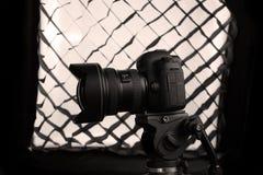 Macchina fotografica del segno IV di Canon 5D Immagini Stock Libere da Diritti