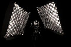 Macchina fotografica del segno IV di Canon 5D Immagine Stock Libera da Diritti
