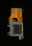 Macchina fotografica del sensore di immagine Immagine Stock