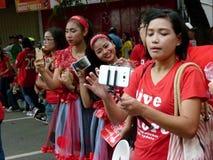 Macchina fotografica del telefono cellulare Fotografia Stock