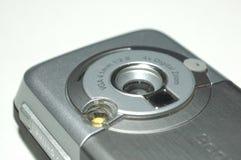 Macchina fotografica del telefono delle cellule Fotografia Stock