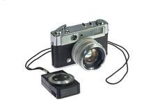 Macchina fotografica del telemetro Immagini Stock