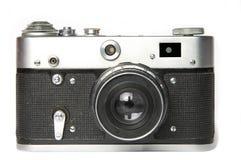 Macchina fotografica del telemetro della pellicola Immagine Stock Libera da Diritti