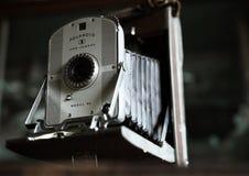 Macchina fotografica dell'annata 35mm SLR fotografie stock