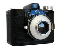 Macchina fotografica della foto del film Fotografia Stock