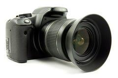 Macchina fotografica della foto di Digitahi fotografie stock libere da diritti