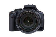 Macchina fotografica della foto di Digitahi Immagine Stock
