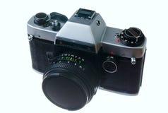 Macchina fotografica della pellicola Fotografia Stock Libera da Diritti