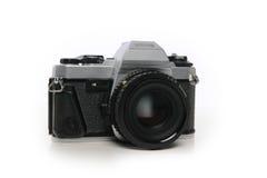 macchina fotografica della pellicola di 35mm immagine stock