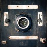 Macchina fotografica dello studio Fotografia Stock
