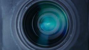 Macchina fotografica dello studio della televisione Camcoder professionale di radiodiffusione video d archivio