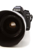 Macchina fotografica di Canon 5d MarkII Immagine Stock