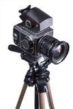 macchina fotografica di Centrale-formato Fotografia Stock