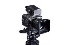 macchina fotografica di Centrale-formato Immagini Stock Libere da Diritti