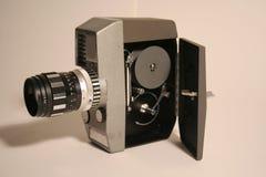 Macchina fotografica di cinematografia fotografia stock libera da diritti