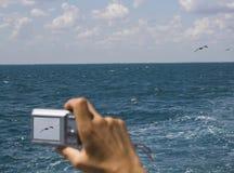 MACCHINA FOTOGRAFICA DI DIGITAL Fotografia Stock Libera da Diritti