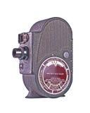 Macchina fotografica di film della pellicola di rullo dell'annata Immagini Stock Libere da Diritti