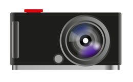 Macchina fotografica di Mirrorless Fotografie Stock