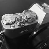 Macchina fotografica di Mirrorless Digital immagine stock libera da diritti