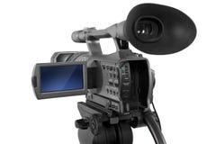 Macchina fotografica di produzione fotografia stock libera da diritti