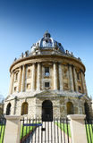 Macchina fotografica di Radcliffe all'università di Oxford Immagini Stock