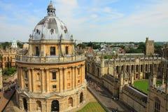 Macchina fotografica di Radcliffe, Oxford Fotografia Stock Libera da Diritti