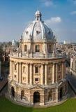 Macchina fotografica di Radcliffe a Oxford, Inghilterra immagini stock libere da diritti