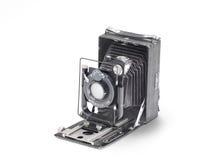 Macchina fotografica di vecchio stile Fotografie Stock