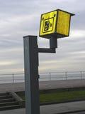Macchina fotografica di velocità della strada immagini stock