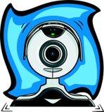 Macchina fotografica di Web Fotografia Stock Libera da Diritti