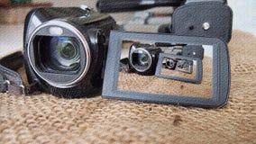 Macchina fotografica digitale Fotografia Stock Libera da Diritti