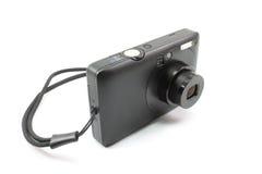 Macchina fotografica digitale piccola del tiro e del punto Immagine Stock