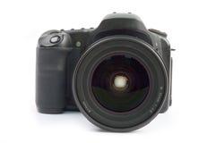 Macchina fotografica digitale professionale Immagini Stock Libere da Diritti