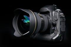 Macchina fotografica digitale professionale della foto Fotografia Stock Libera da Diritti