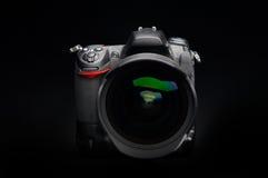 Macchina fotografica digitale professionale della foto Fotografie Stock Libere da Diritti