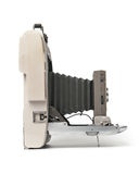 Macchina fotografica istantanea della polaroid d'annata Fotografia Stock Libera da Diritti