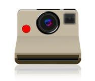 Macchina fotografica istante Fotografia Stock