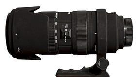 Macchina fotografica Lense Immagini Stock