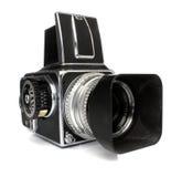 Macchina fotografica media di formato Fotografie Stock