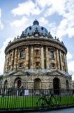 Macchina fotografica Radcliffe Oxford Fotografia Stock