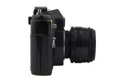 macchina fotografica reflex dell'Singolo-obiettivo fotografia stock libera da diritti